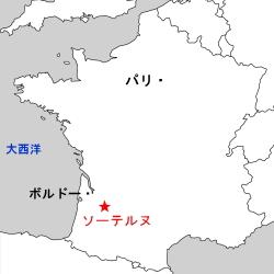 map-sauternes