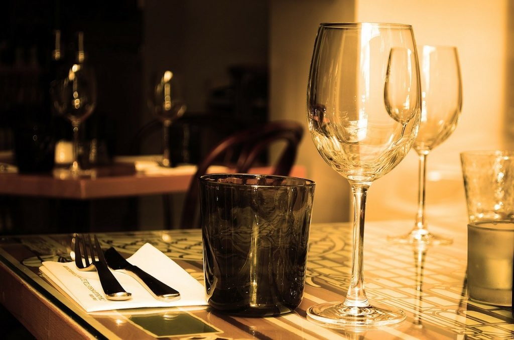 食後に貴腐ワイン