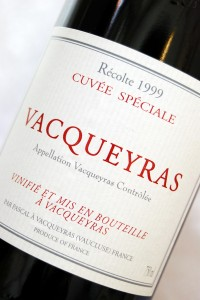 vacqueyras-1999