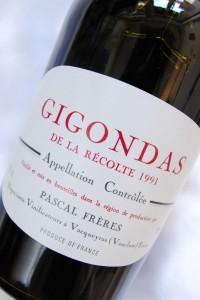 gigondas-1991